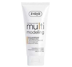 Multimodeling, Serum proteinowe modelujące biust, Ziaja, cena ok. 10 zł