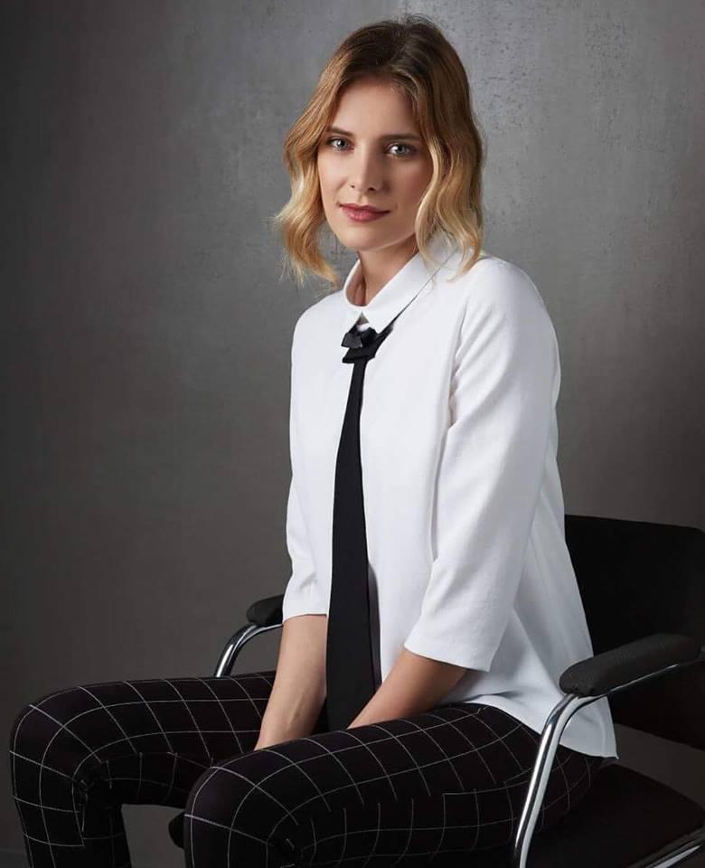 Ania w kampanii marki Taboo jesień-zima 2016/17