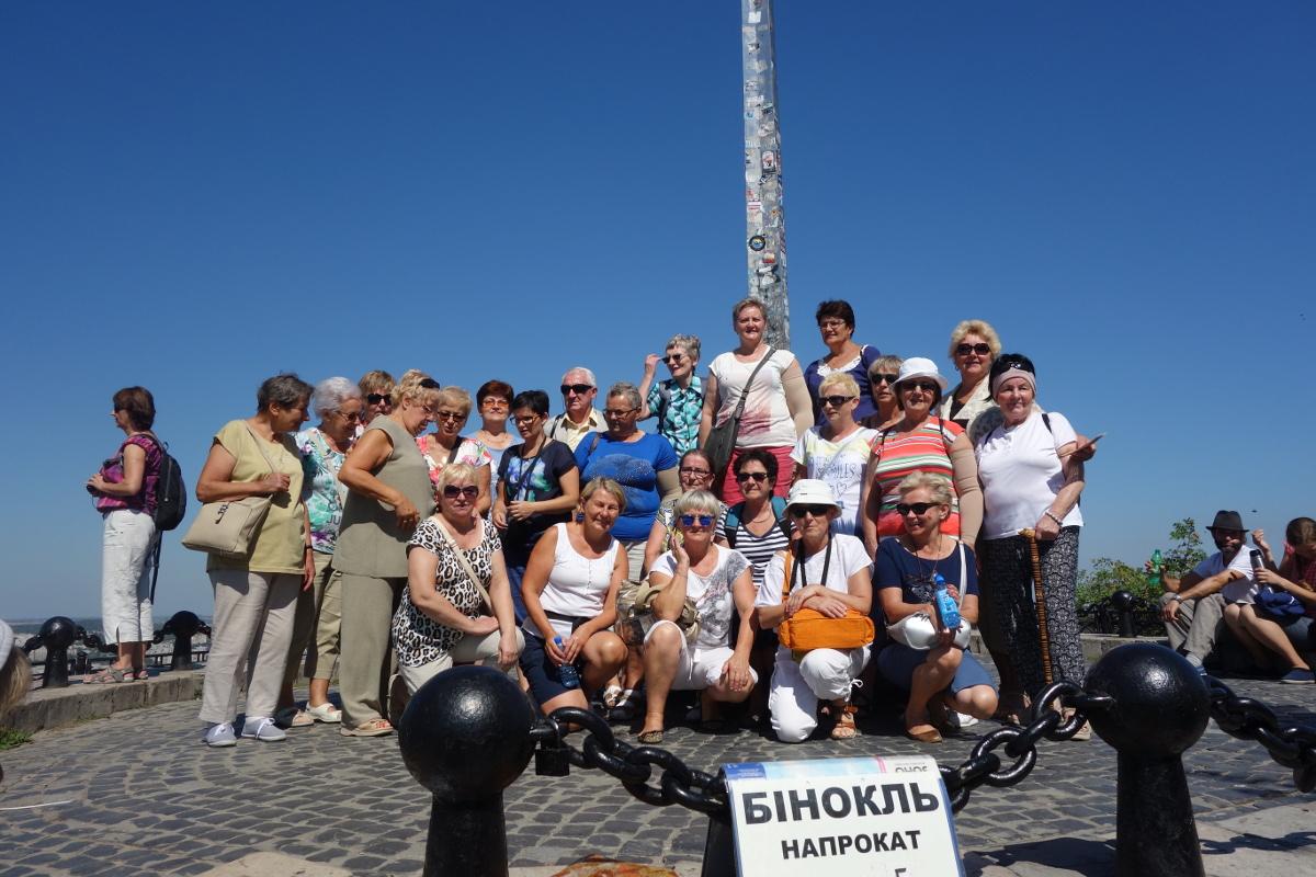 Wyjazdy Stowarzyszenia Amazonek w Bielsku-Białej
