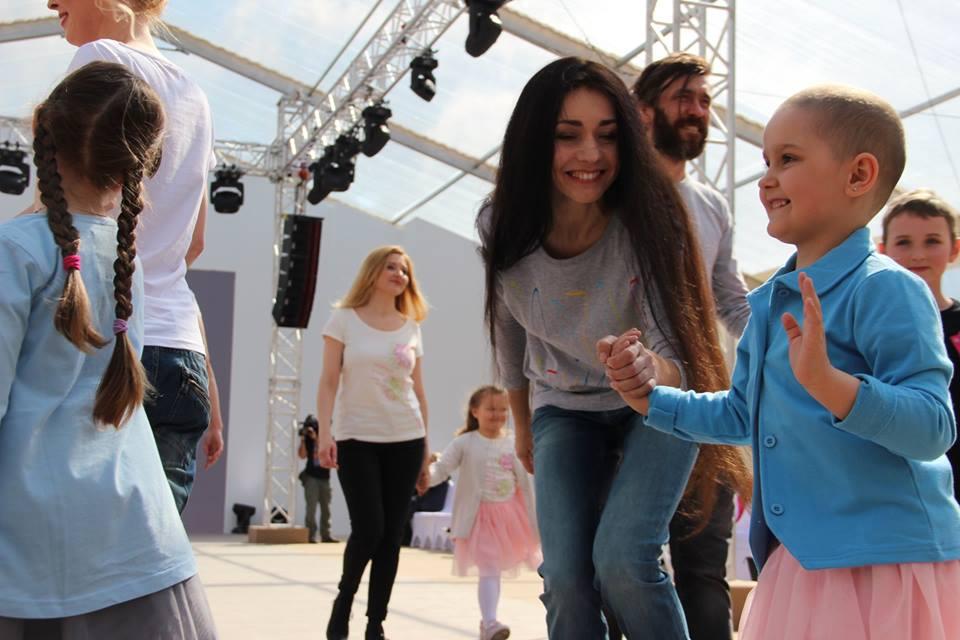 Fashion Square 2017, pokaz charytatywny, fot. oficjalny profil Fundacji Spełnionych Marzeń