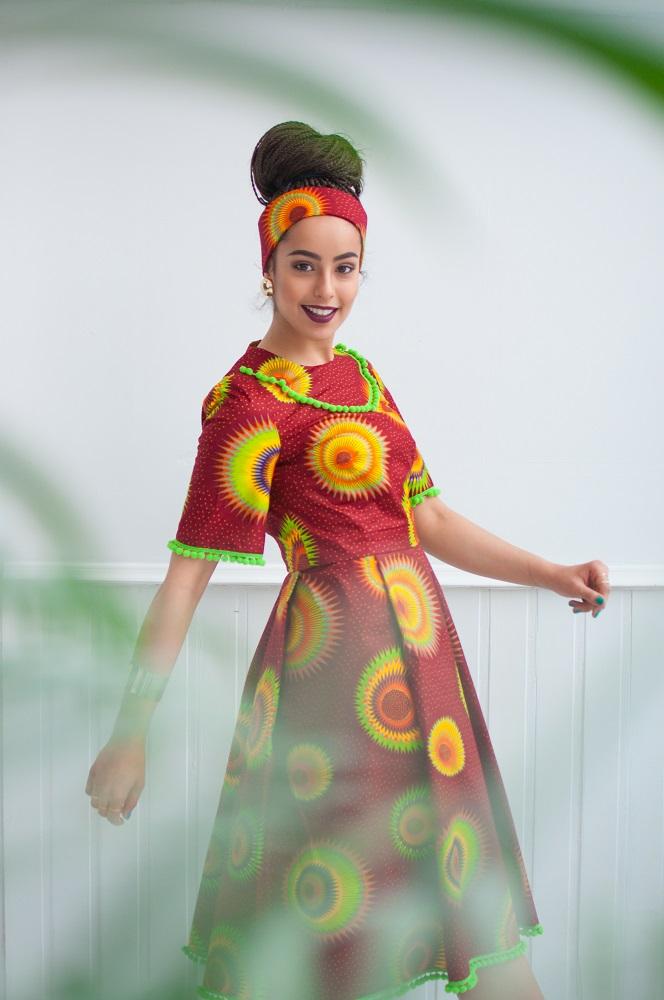 Dyplom Alicji Chmielewskiej, absolwentki kostiumografii MSKPU 2018