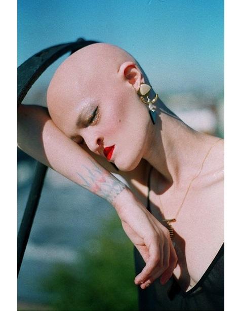 Melanie Gaydos, fot.: Amber Asaly dla Galore Magazine