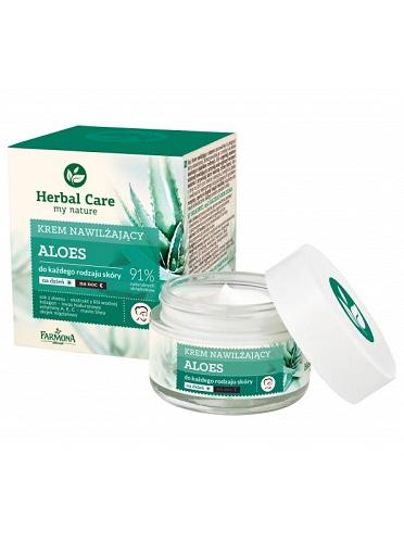 Herbal Care Krem ALOES