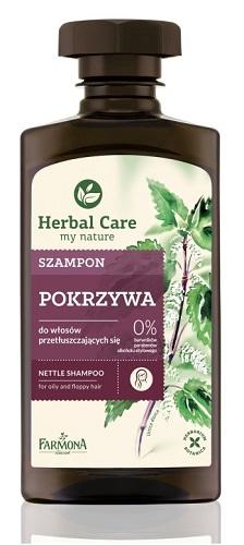 Herbal Care Szampon Pokrzywowy