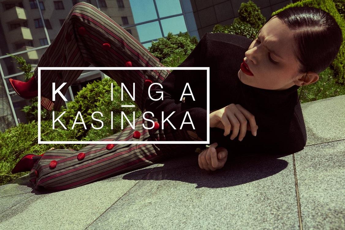 KINGA KASIŃSKA ''STILL LIFE'' Campaign by Daniel Jaroszek   danieljaroszek.com Model: Lila Poter   Mango Models MUA&Hair: Katarzyna Biały   Bialy Make-up