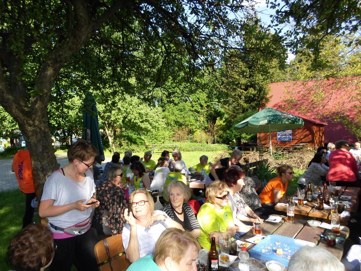 Piknik na campingu Ondraszek 2017
