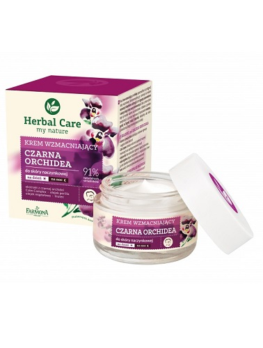 Herbal Care Krem wzmacniający CZARNA ORCHIDEA