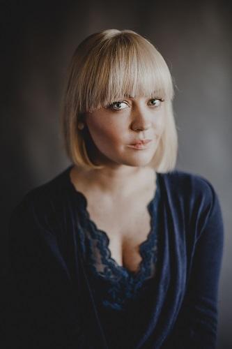 Iza Kapias, fot. Ula Kóska