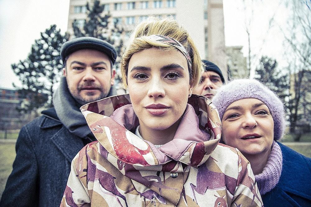 Mat.prasowe La la Poland Michalina Sosna